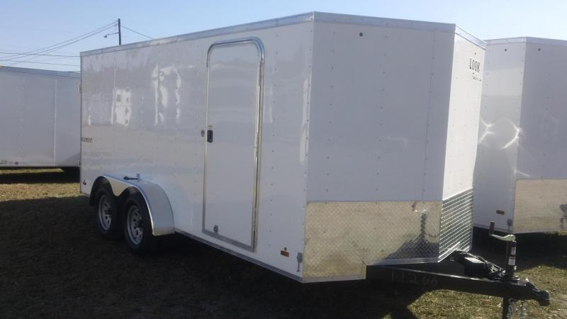 2015 Look Trailers 7x14Cargo / Enclosed Trailer