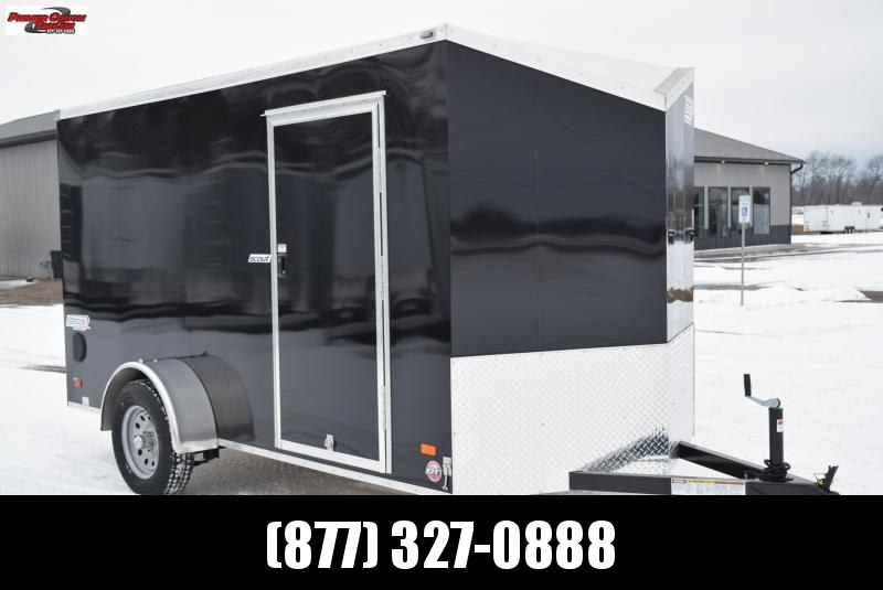 2019 BRAVO 6x12 SCOUT ENCLOSED CARGO TRAILER