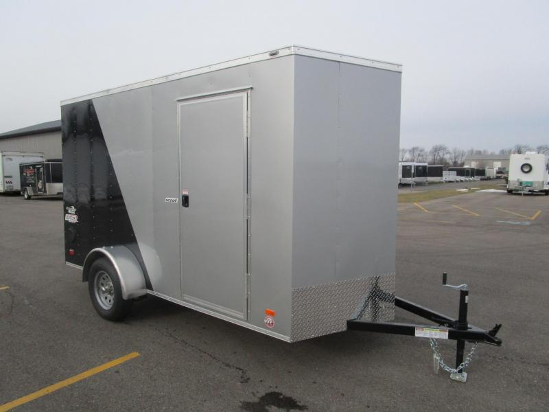 2018 BRAVO SCOUT 6x12 ENCLOSED CARGO TRAILER