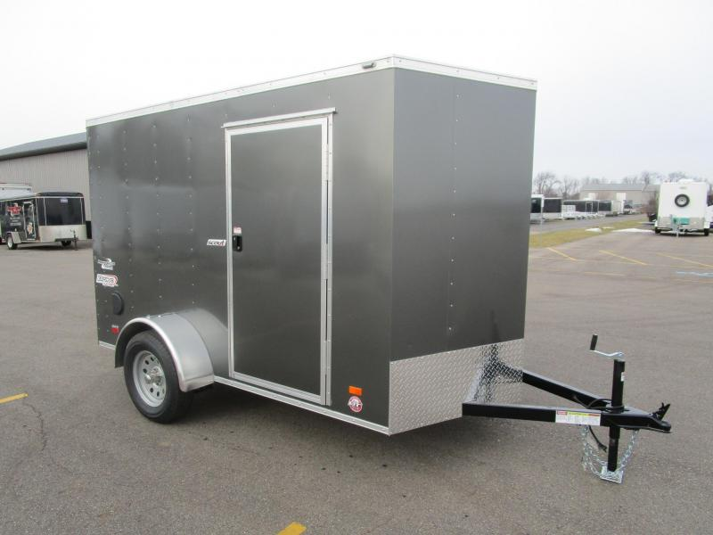 2018 BRAVO SCOUT 6x10 ENCLOSED CARGO TRAILER