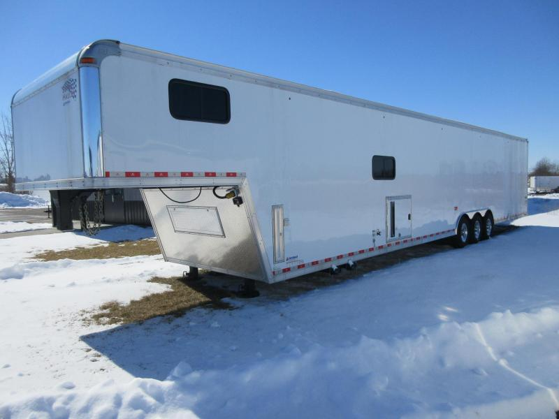 2014 United 8.5x48 Super Hauler Race Trailer