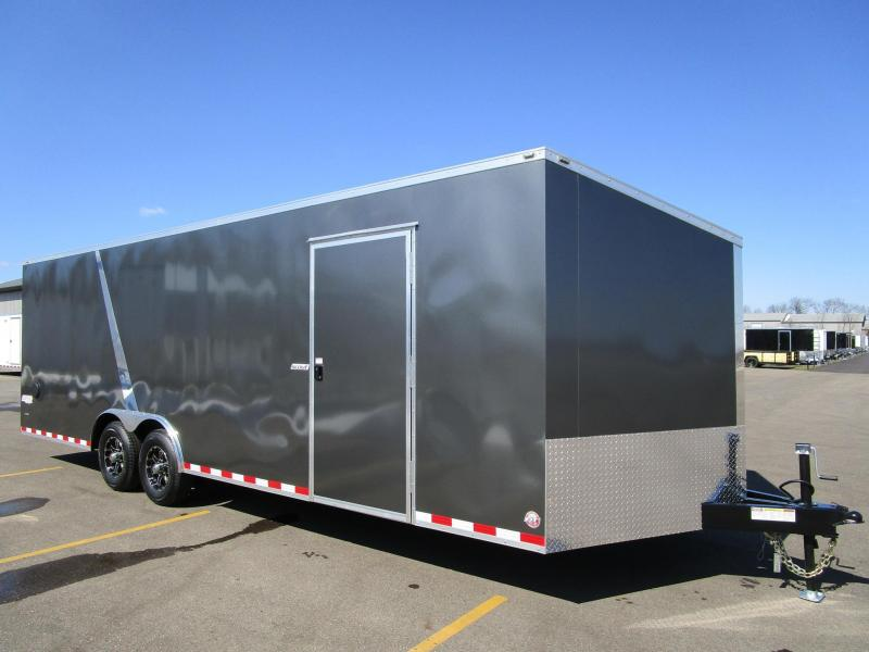 2018 BRAVO SCOUT 8.5x24 ENCLOSED CAR HAULER