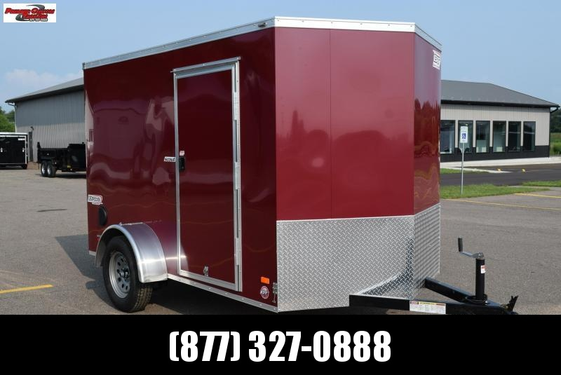 2019 BRAVO 6x10 SCOUT ENCLOSED CARGO TRAILER