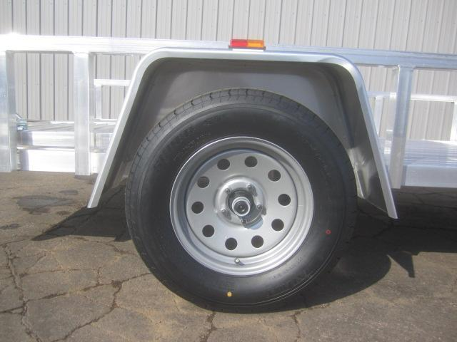 2017 ATC All Aluminum 5x8 Utility Trailer with Ramp Gate