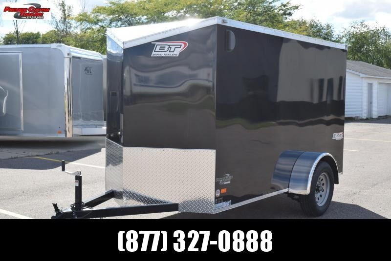 2019 BRAVO 5x10 SCOUT ENCLOSED CARGO TRAILER