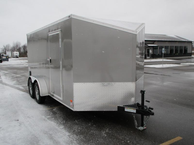 2018 BRAVO 7x14 SCOUT ENCLOSED CARGO TRAILER