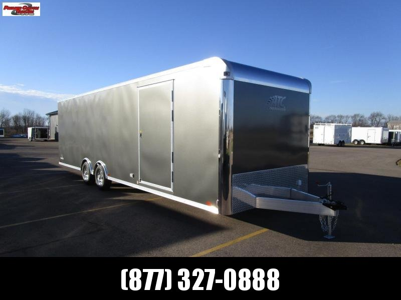 2018 ATC 28 ft RAVEN PLUS SERIES ALL ALUMINUM CAR HAULER