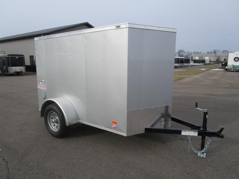 2018 BRAVO SCOUT 5x8 ENCLOSED CARGO TRAILER