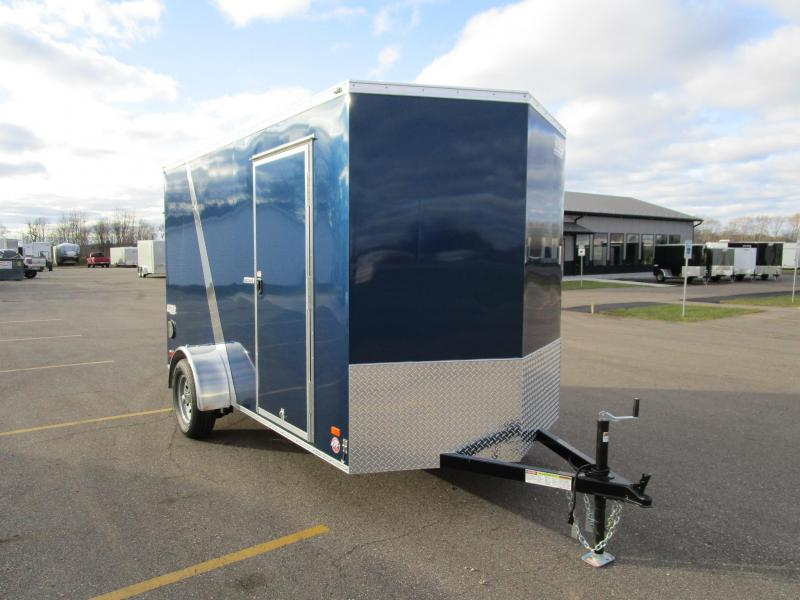 2018 BRAVO 6x12 SCOUT ENCLOSED CARGO TRAILER