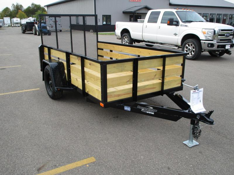 2018 NATION 5x10 UTILITY TRAILER