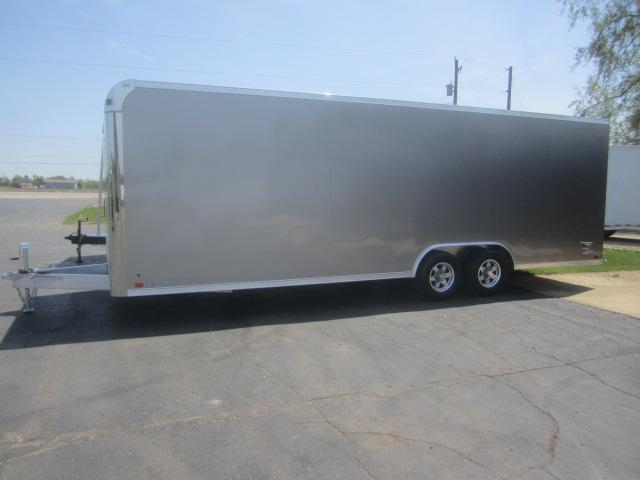 2017 ATC ALL ALUMINUM 8.5x24 RAVEN CAR HAULER