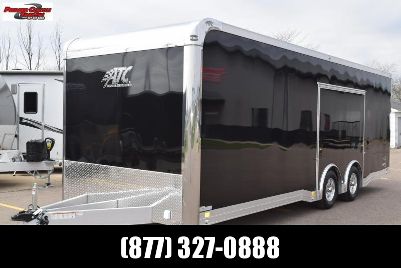 2019 ATC 24' QUEST ALL ALUMINUM RACE HAULER w/CH305 PACKAGE
