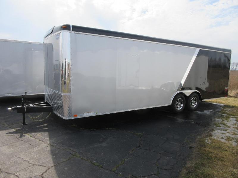 2017 United 24' ULT SERIES ENCLOSED CAR HAULER