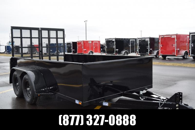 2019 NATION 6x12 SCISSOR LIFT TRAILER