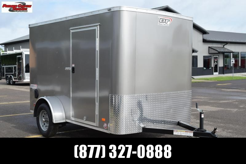 2020 BRAVO 6x10 SCOUT ENCLOSED CARGO TRAILER