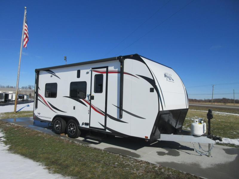 Rv Toy Haulers Custom Enclosed Cargo Trailers And Car