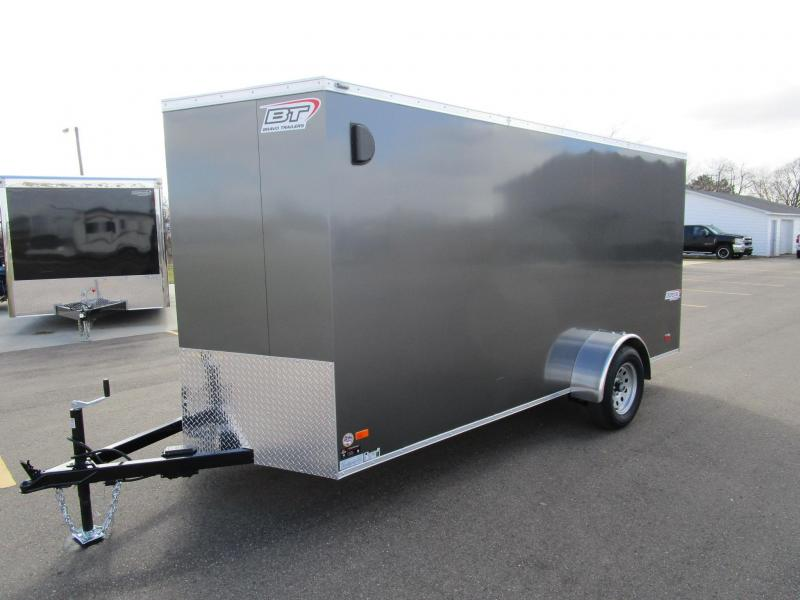 2018 BRAVO 6x14 SCOUT ENCLOSED CARGO TRAILER