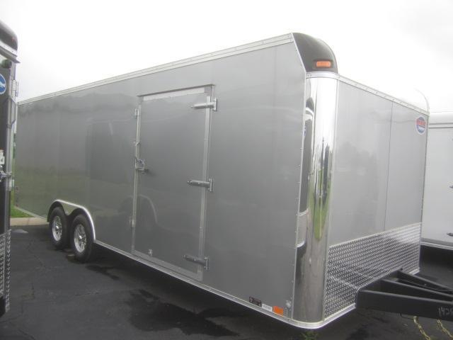 2017 United 8.5x24 UXT Series Race Hauler