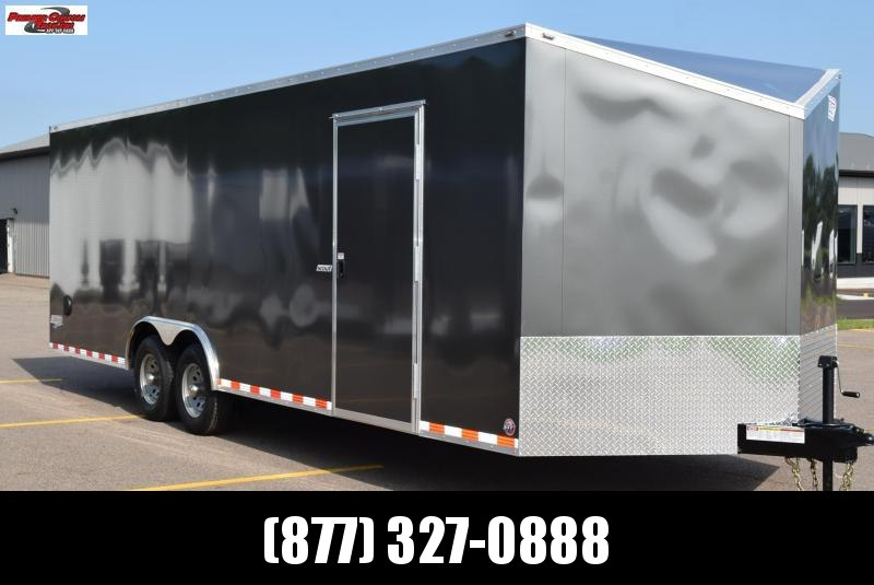 2019 BRAVO SCOUT 8.5x24 ENCLOSED CAR HAULER