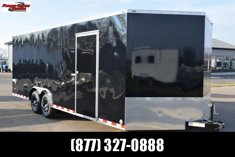 2019 BRAVO SCOUT 8.5x22 ENCLOSED CAR HAULER