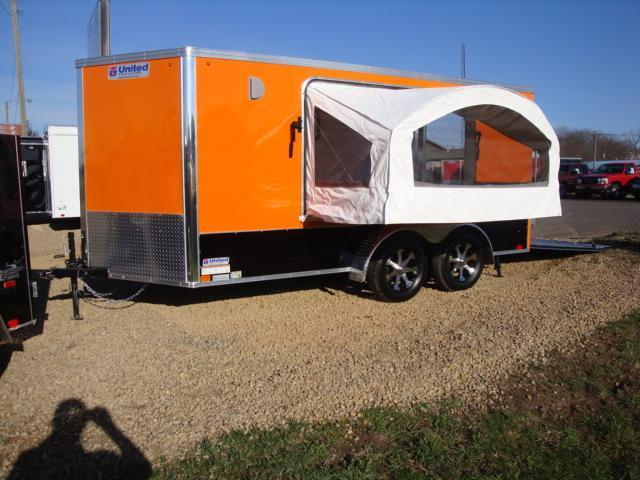 Luxury Enclosed Cargo Trailer Camper Conversion Woman Converts Cargo Trailer