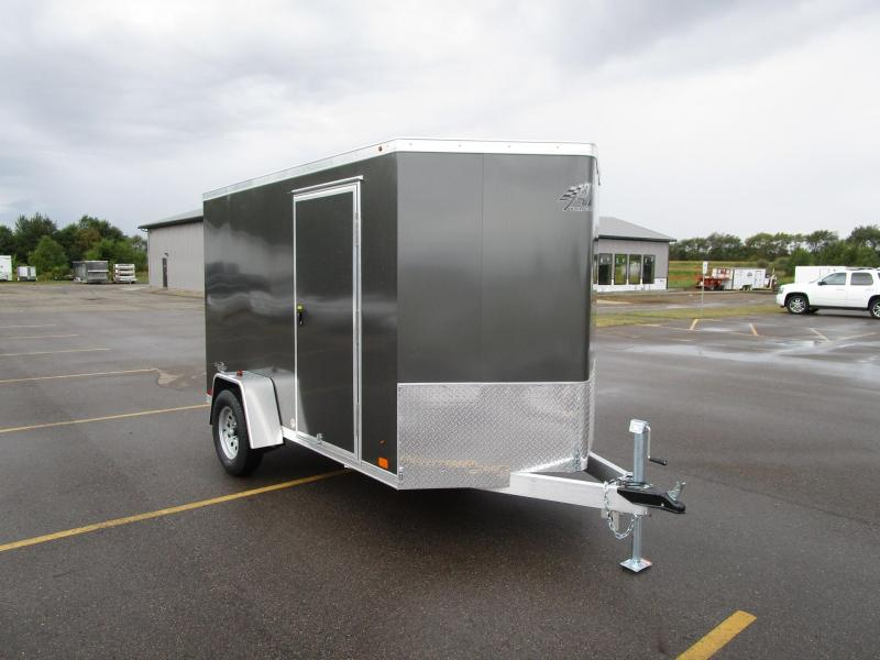 2018 ATC ALL ALUMINUM 6x10 CARGO TRAILER