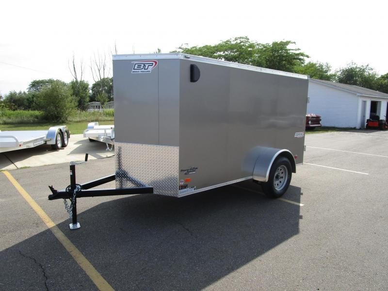 2018 BRAVO SCOUT 5x10 ENCLOSED CARGO TRAILER