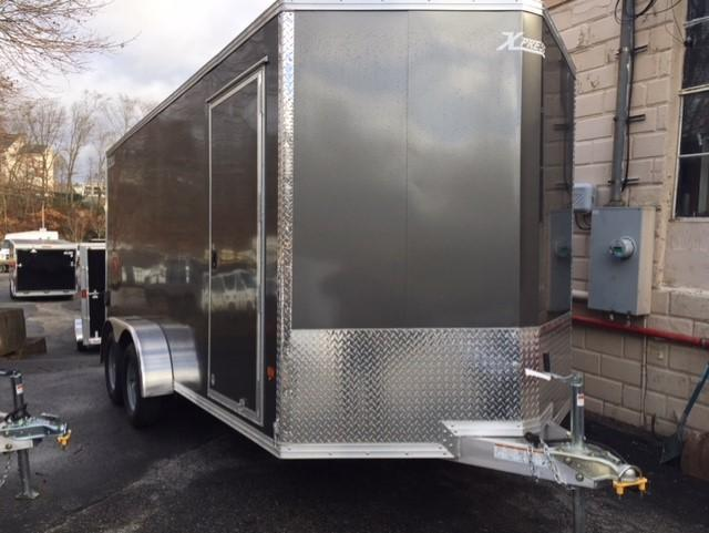 2019 High Country Trailers 7x16 Xpress Enclosed Cargo Trailer