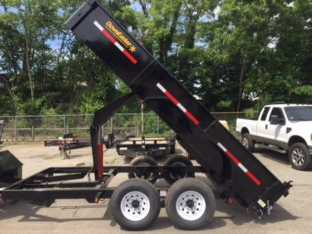 2019 Downeaster Trailers TR6814L7 Dump Trailer