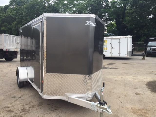 2019 High Country Trailers 6x12 Xpress Enclosed Cargo Trailer