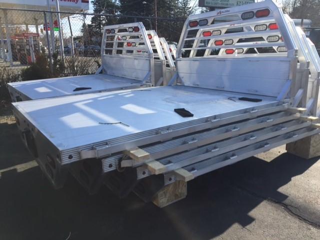 2019 Alcom 81x81 Truck Bed