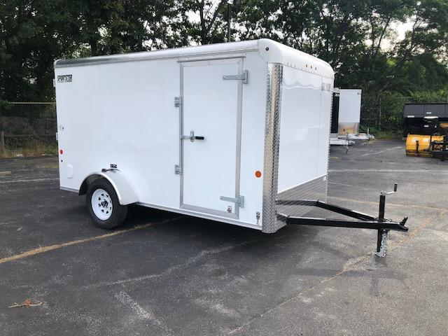 2019 Car Mate 6 x 12 Sportster Enclosed