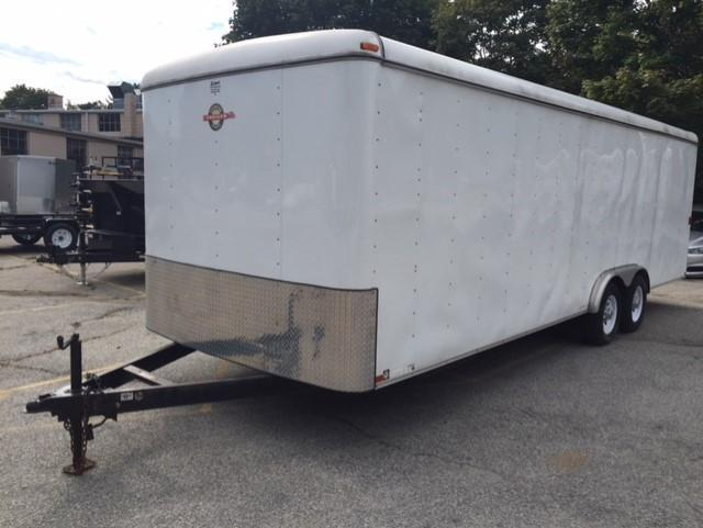 2010 Carry-On 8X24CGR Enclosed Cargo Trailer