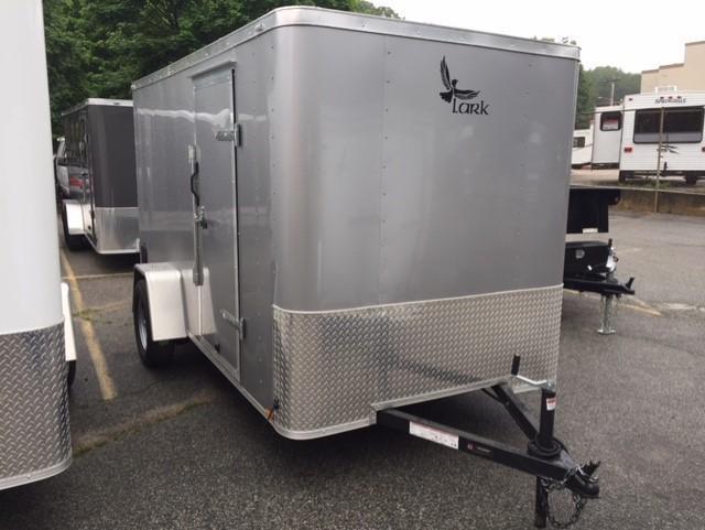 2019 Lark 6x12 Enclosed Cargo Trailer
