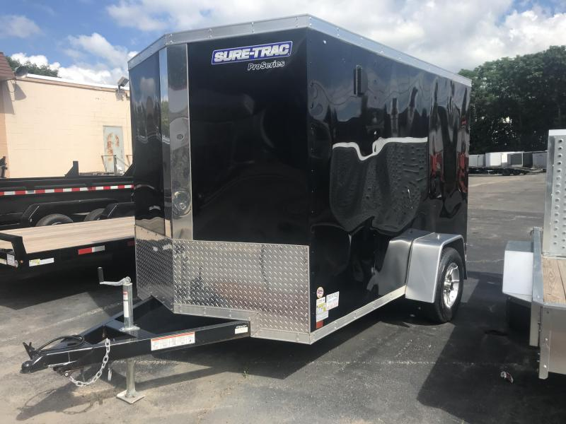 2018 Sure-Trac 6 x 10 Enclosed Cargo Trailer