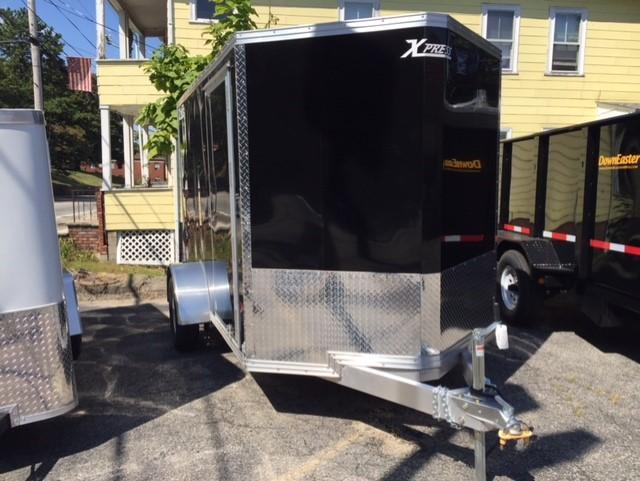 2019 High Country 6x10 Enclosed Cargo Trailer