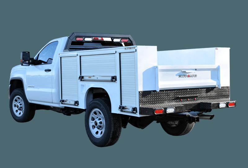 2018 Dura Mag Truck Bodies DMR8 Truck Bed