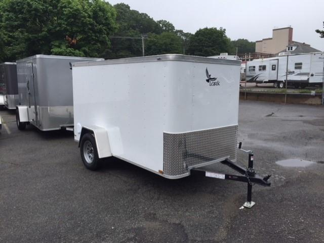 2019 Lark 5x10 Enclosed Cargo Trailer
