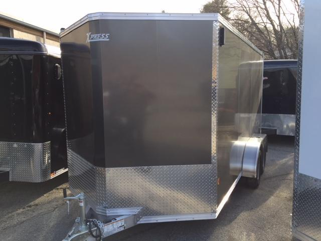 2019 High Country 7x14 Enclosed Cargo Trailer
