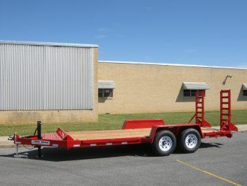 2020 Bri-Mar EH18-14-HD Equipment Trailer