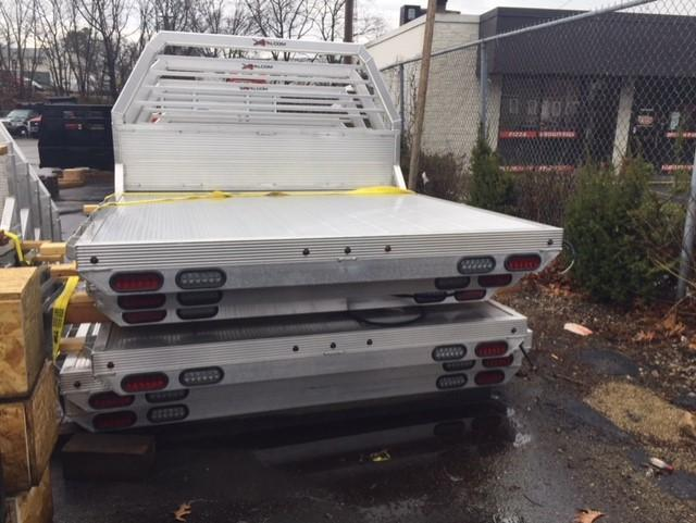 2019 Alcom 6.5 Truck Bed