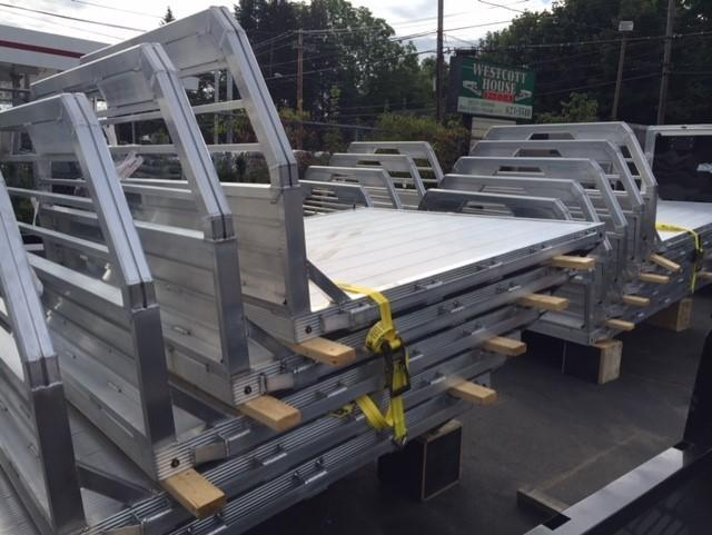 2019 High Country AL8485 Truck Bed