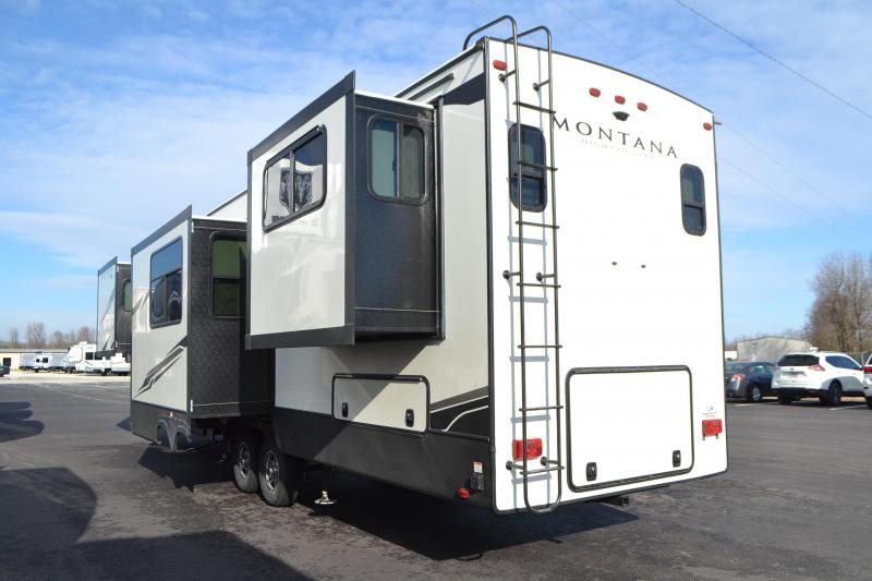 2020 Keystone RV Montana Montana High Country 331RL Fifth Wheel Campers RV
