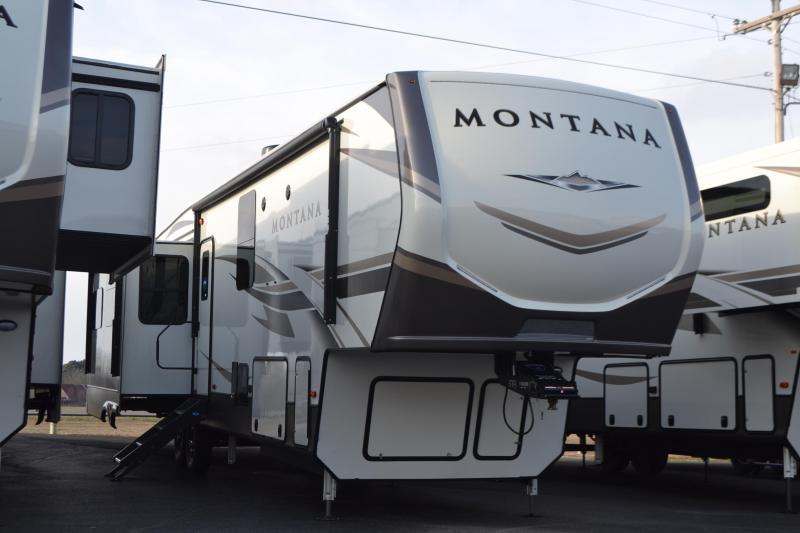 2020 Keystone RV Montana Montana 3931FB Fifth Wheel Campers RV
