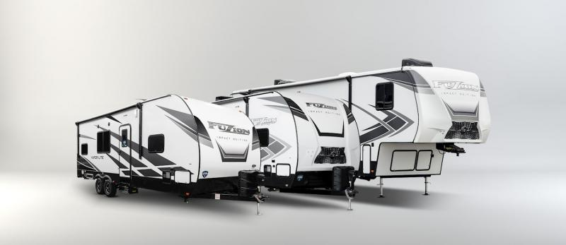 2020 Keystone RV Impact Impact 415 Toy Hauler RV