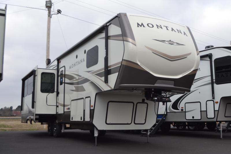 2020 Keystone RV Montana Montana 3121RL Fifth Wheel Campers RV