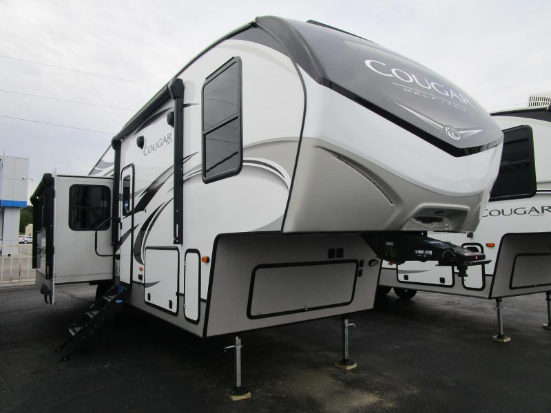 2020 Keystone RV Cougar Cougar Half-Ton 29MBS Fifth Wheel Campers RV