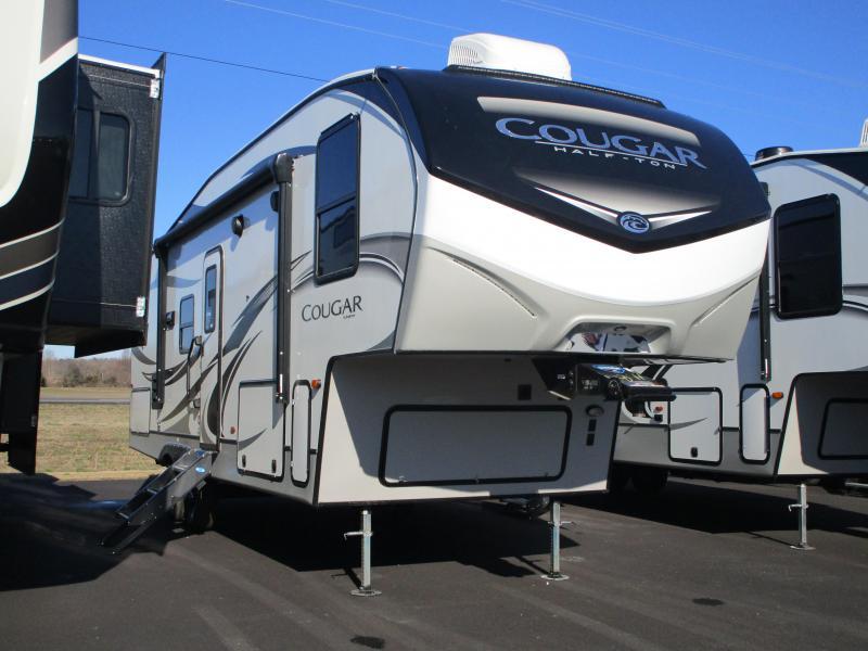 2020 Keystone RV Cougar Cougar Half-Ton 25RES Fifth Wheel Campers RV