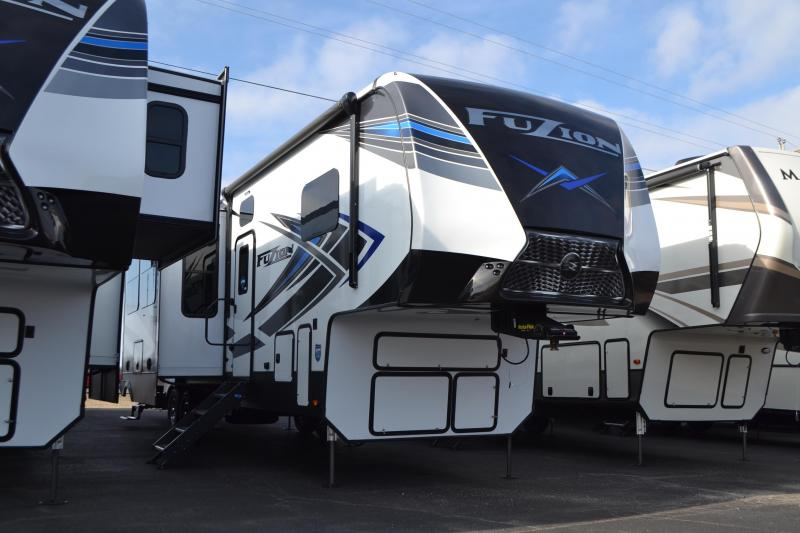 2020 Keystone RV Fuzion Fuzion 373 Toy Hauler RV