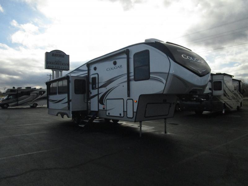 2020 Keystone RV Cougar Cougar Half-Ton 30RLS Fifth Wheel Campers RV